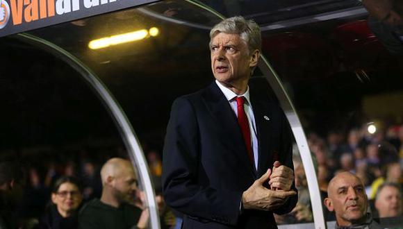 Arsene Wenger no gana la Premier League en Arsenal desde 2004. (Getty)