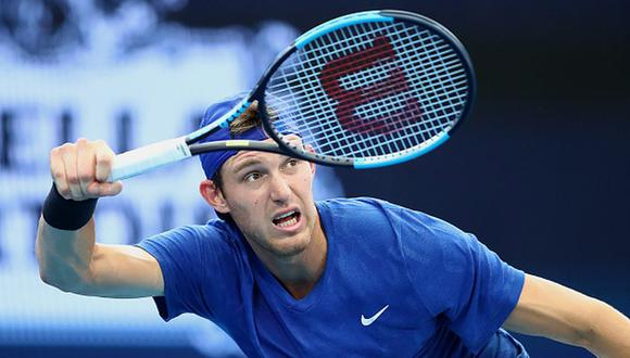 Nicolás Jarry es la raqueta número 2 de Chile. (Foto: Getty Images)