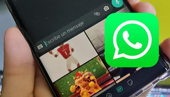 De esta forma podrás crear un GIF en WhatsApp sin programas. (Foto: Depor)