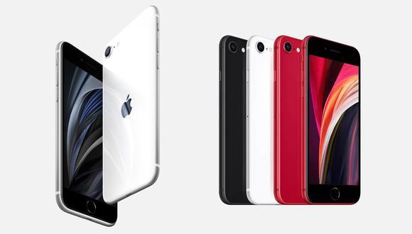 Precios del iPhone SE 2020: conoce el posible costo en México, Perú, Estados Unidos, España y el resto del mundo. (Foto: Apple)