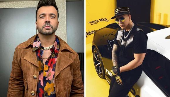 Luis Fonsi y Daddy Yankee grabaron en el 2017 y se convirtió en un boom mundial. (Foto: Instagram @daddyyankee / @luisfonsi).