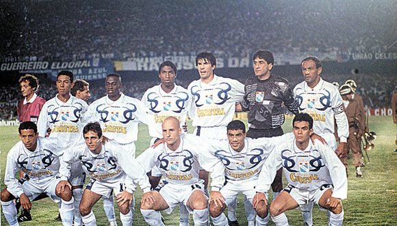 Este fue el once que arrancó la final ante Cruzeiro (Foto: difusión)