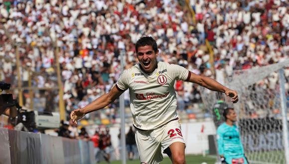 Universitario venció 2-0 a Alianza Lima en el clásico del fútbol peruano y trepó hasta el segundo puesto del Torneo Apertura 2020