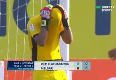 Todo está consumado: las lágrimas de los jugadores de Llacuabamba tras descender a Segunda División [VIDEO]