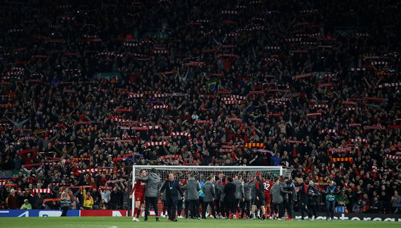 Liverpool es el actual campeón de la Champions League. (Foto: AFP)