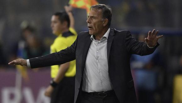 Miguel Ángel Russo empezó su segundo ciclo en Boca Juniors, en enero del 2020. (Foto: AFP)