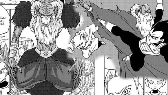Dragon Ball Super: así se vería Moro en la futura adaptación del manga