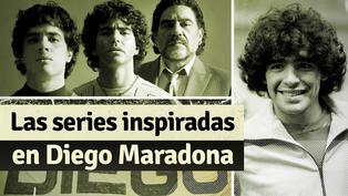 Diego Armando Maradona: las series y documentales inspiradas en su vida