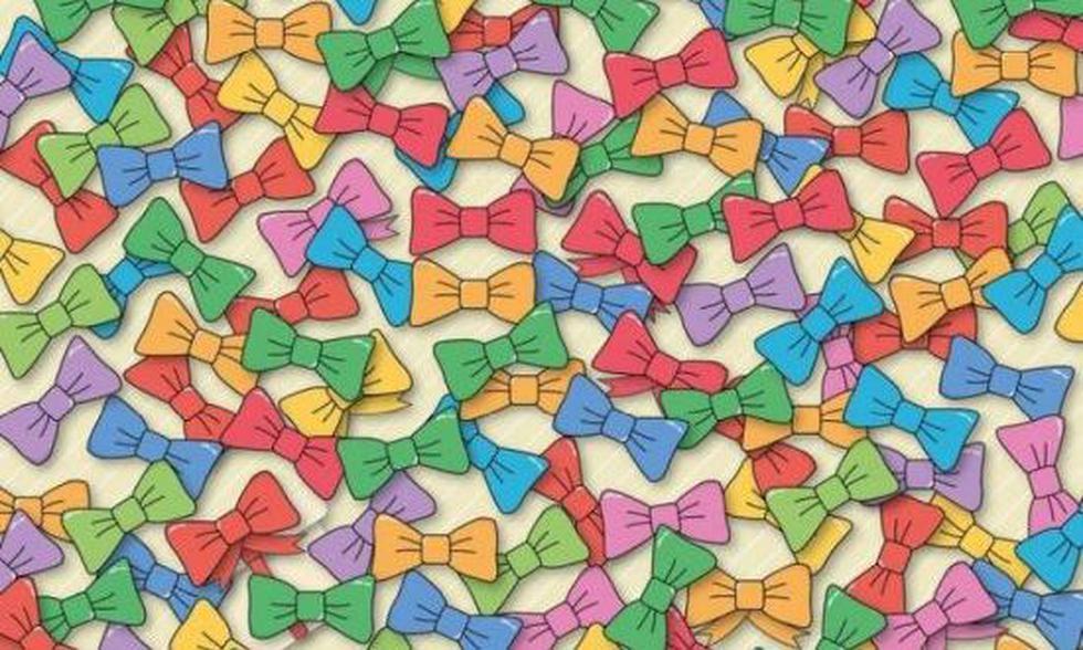¿Logras ver el regalo camuflado? El reto viral que solo 1 de cada 5 personas pudo resolver. (Foto: mdzol.com)