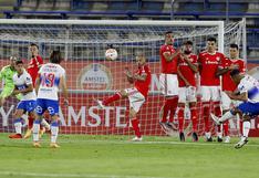 A la Sudamericana: U. Católica derrotó 2-1 a Internacional por la Copa Sudamericana