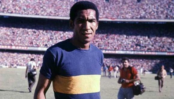 Julio Meléndez recordó su camino en Boca Juniors. (Foto: El Gráfico)