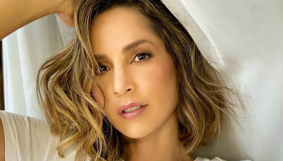 Actriz Carmen Villalobos interpreta a una villana en la nueva versión de Café con aroma de mujer.