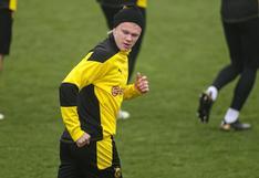 El enésimo 'se queda' del Dortmund: Zorc insiste con Halaand