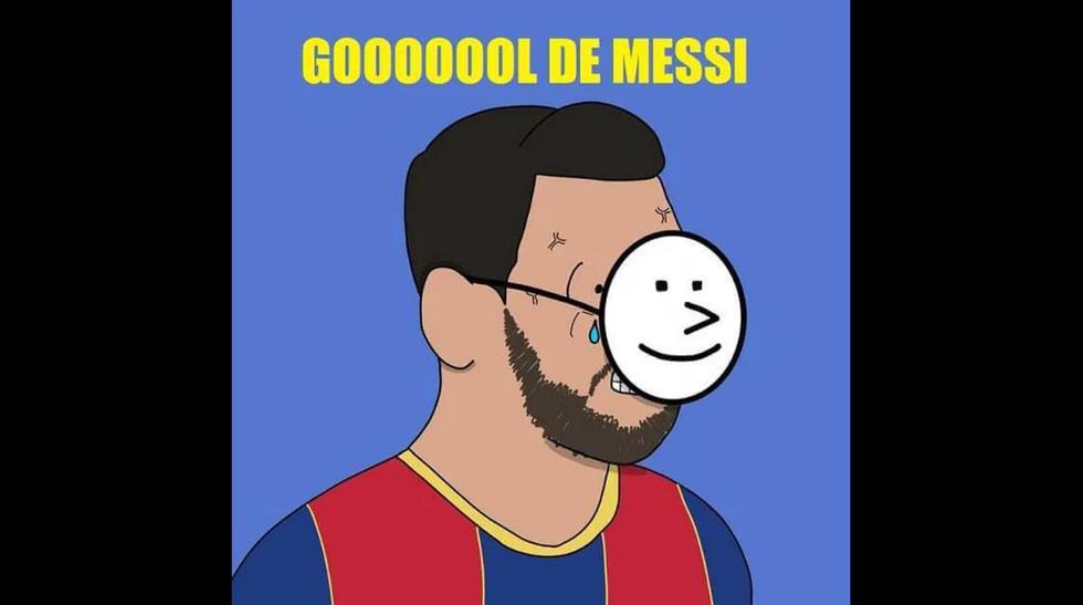 Los mejores memes de triunfo de Barcelona por LaLiga.