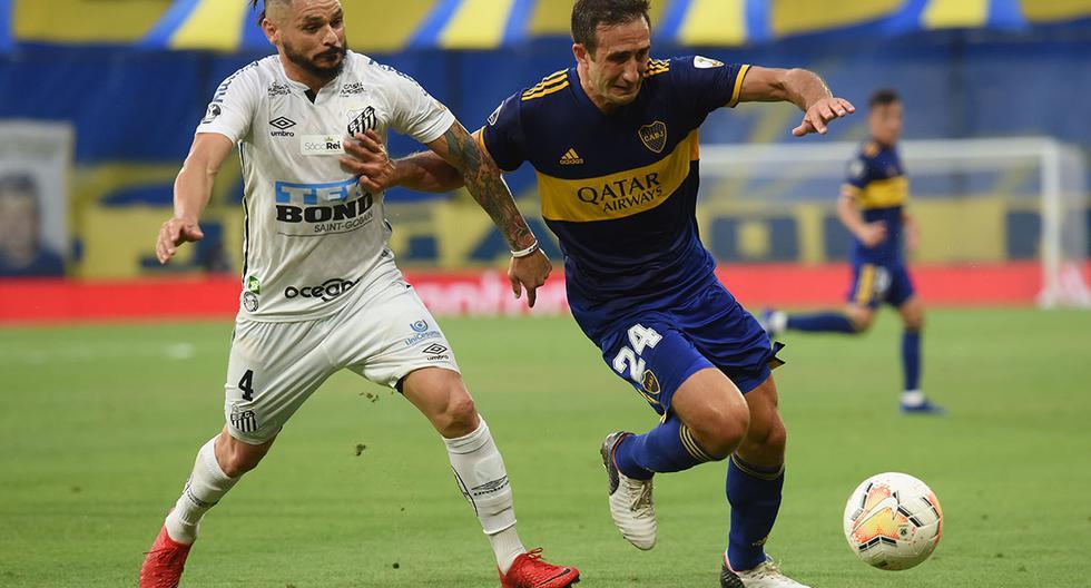 En directo aquí, Santos vs Boca: cómo ver por TV y seguir online el partido de hoy por Copa Libertadores   FUTBOL-INTERNACIONAL   DEPOR