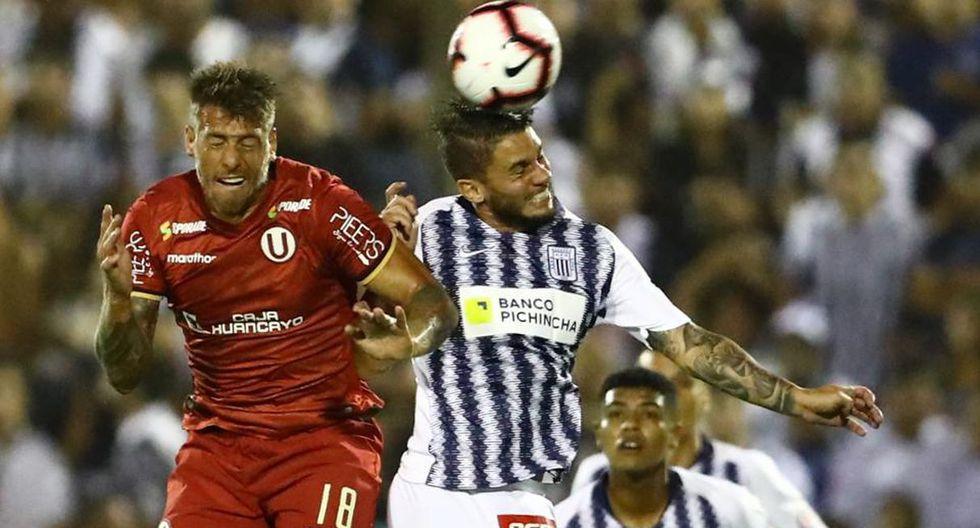 Alianza Lima vs. Universitario en el Alejandro Villanueva por la Liga 1. (Foto: Daniel Apuy / GEC)