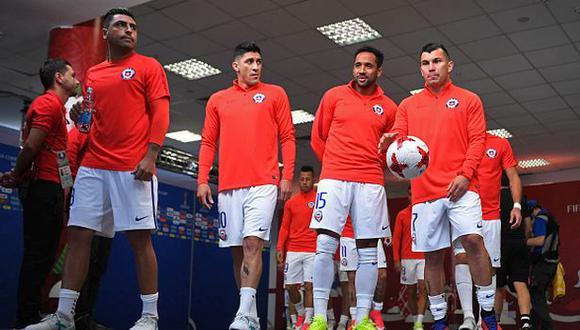 Chile se quedará con las ganas de medirse ante Japón en amistoso. (Foto: Getty)