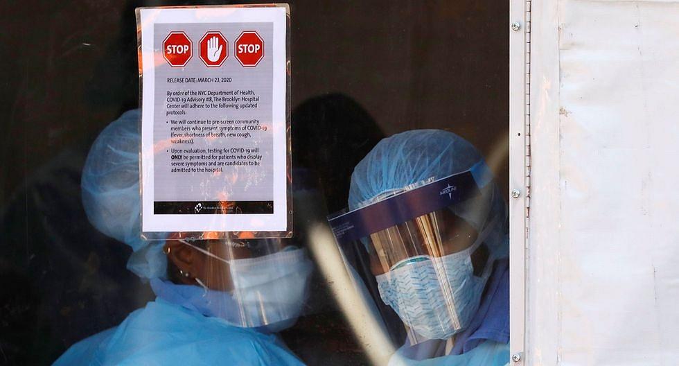 Últimas noticias y casos infectados en Estados Unidos por coronavirus al lunes 30 de marzo. (Foto: Reuters)