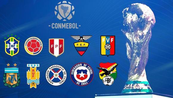 Apuesta con la fecha 7 de las Eliminatorias sudamericanas al Mundial de 2022. (Foto: CONMEBOL)