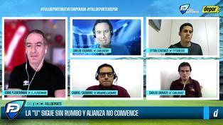 'Full Deporte por Depor': todo el análisis del triunfo de Sporting Cristal ante Universitario