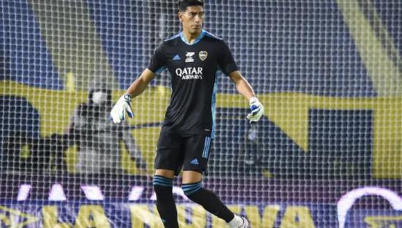 Esteban Andrada, portero de 30 años, fichará por Rayados de Monterrey de la Liga MX. (Foto: Getty Images)