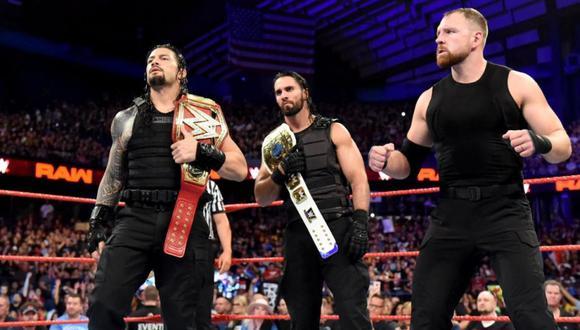 Dean Ambrose y lo que pasaría con él en Fastlane 2019. (WWE)