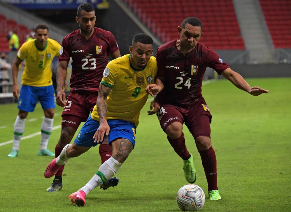 Brasil tiene 21, Venezuela lleva cero: los Mundiales de los sudamericanos en una tabla de posiciones