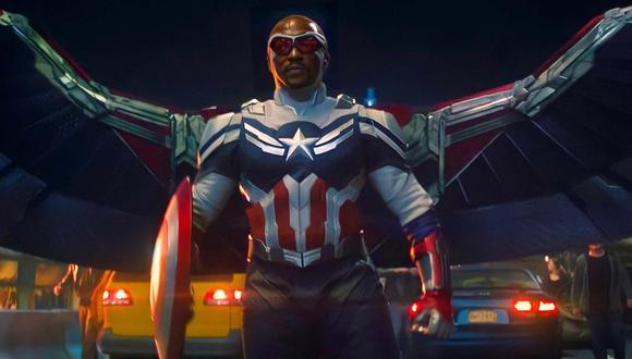 """Marvel estrenará nuevo material de """"The Falcon and the Winter Soldier"""" vía Disney Plus. (Foto: Disney Plus)"""