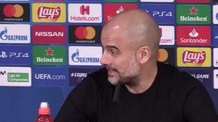 Guardiola elogia al equipo dirigido por Zidane
