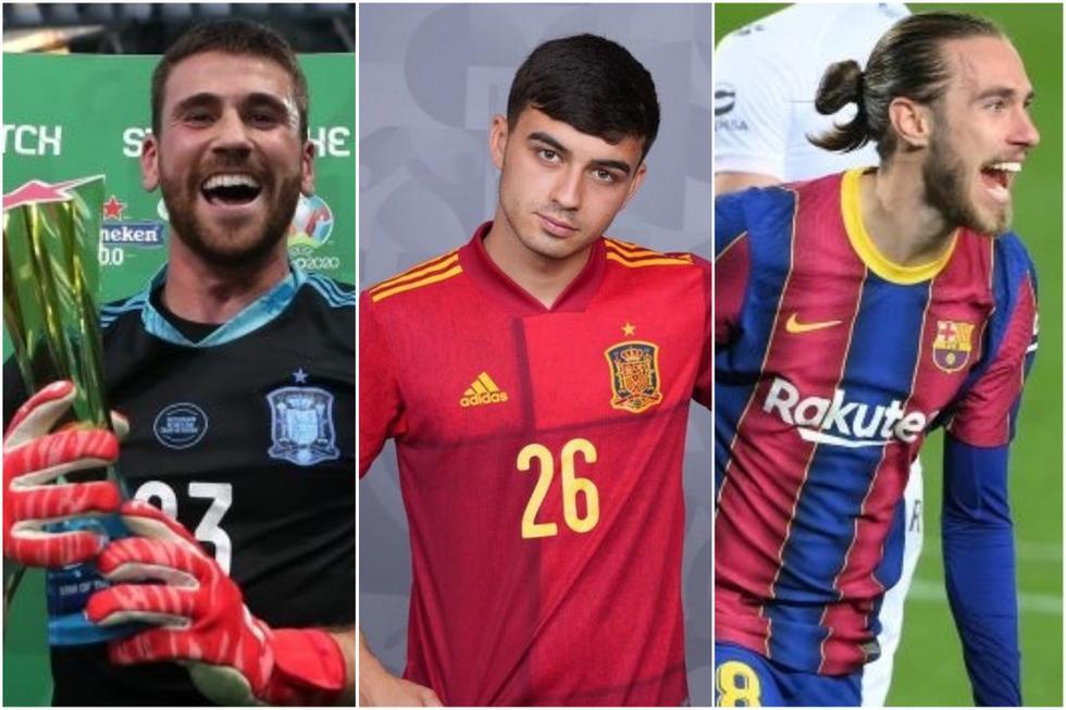 El XI de España que buscará la medalla de oro en Tokyo 2020.
