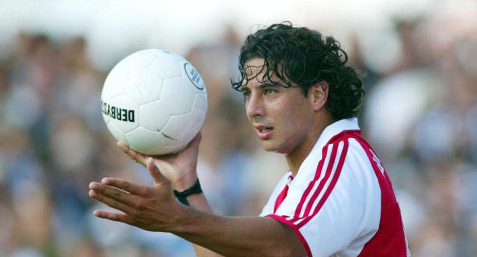 Claudio Pizarro jugaba en el Bayern Múnich entre los 24 a 26 años. (Foto: Getty Images)