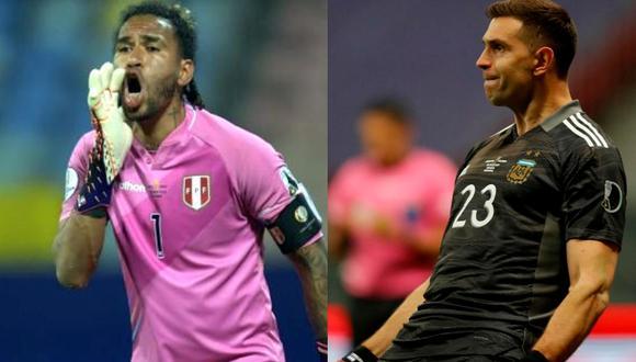Gallese fue héroe en la tanda de penales del Perú vs. Paraguay. (Foto: Agencias)