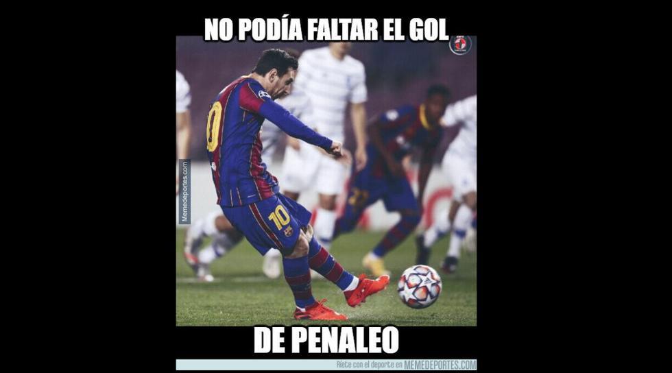 Los mejores memes de la victoria del Barcelona ante Betis por LaLiga. (Memedeportes)