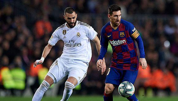 Barcelona le quitó la punta de LaLiga al Real Madrid previo al Clásico liguero. (Foto: Getty Images)