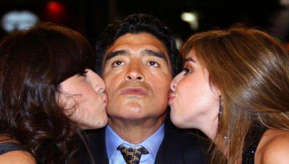 Diego Maradona falleció el pasado noviembre tras no superar una operación al cerebro. (Foto: AP)