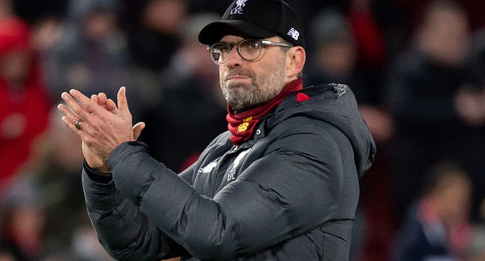 Jurgen Klopp fue el DT que llevó al Dortmund a alcanzar la final de la Champions League. Hoy es DT del Liverpool.