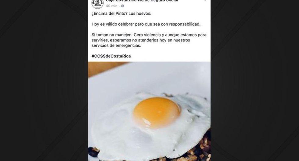 Mira los divertidos memes tras la clasificación de Costa Rica a Rusia 2018 (Facebook).