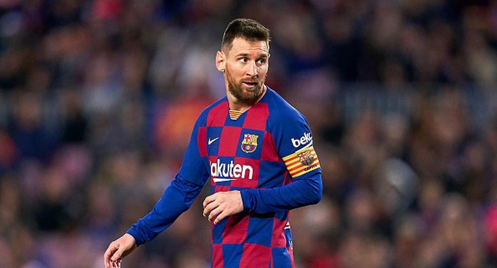 Fichajes 2020: Lionel Messi fue superado Raheem Sterling cae valor ...