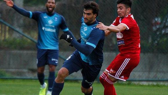 Álvaro Ampuero podría cerrar contrato con FK Teplice. (Foto: Zira FC)