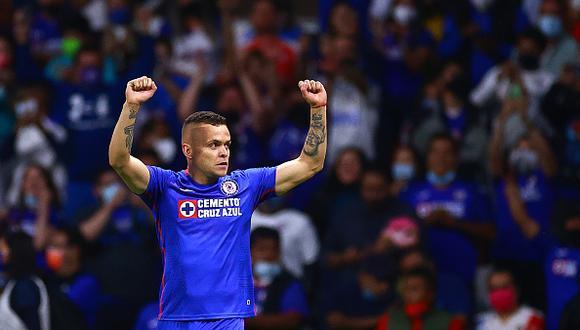 Cruz Azul vs. Toluca se vieron las caras este sábado por los cuartos de final de la Liguilla MX 2021 (Foto: Getty Images)