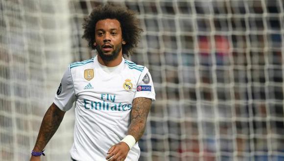 Marcelo terminará contrato con Real Madrid en junio de 2022. (Foto: Getty)