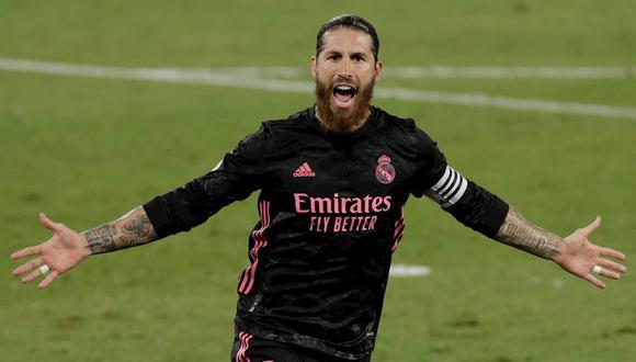 Sergio Ramos tiene contrato con el Real Madrid hasta 2021. (Foto: EFE)