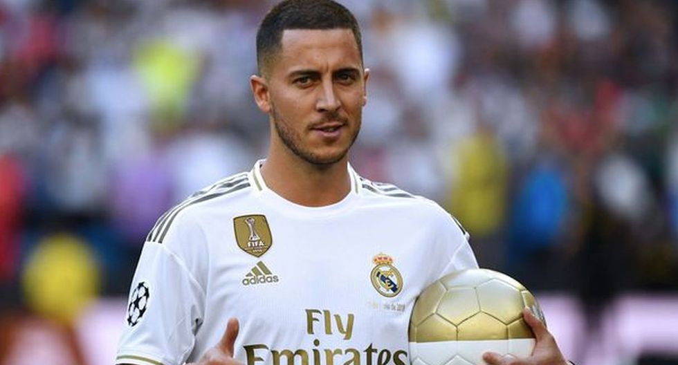 Eden Hazard | Real Madrid | 100 millones de euros. (Getty Images)