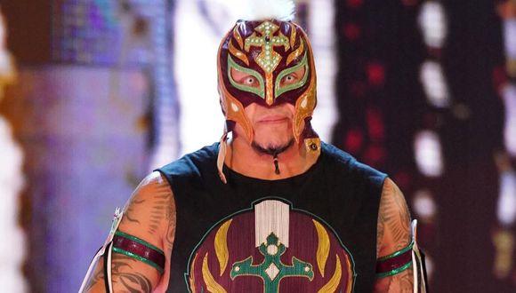 El enmascarado regresó a la WWE en 2018. (Foto: WWE)