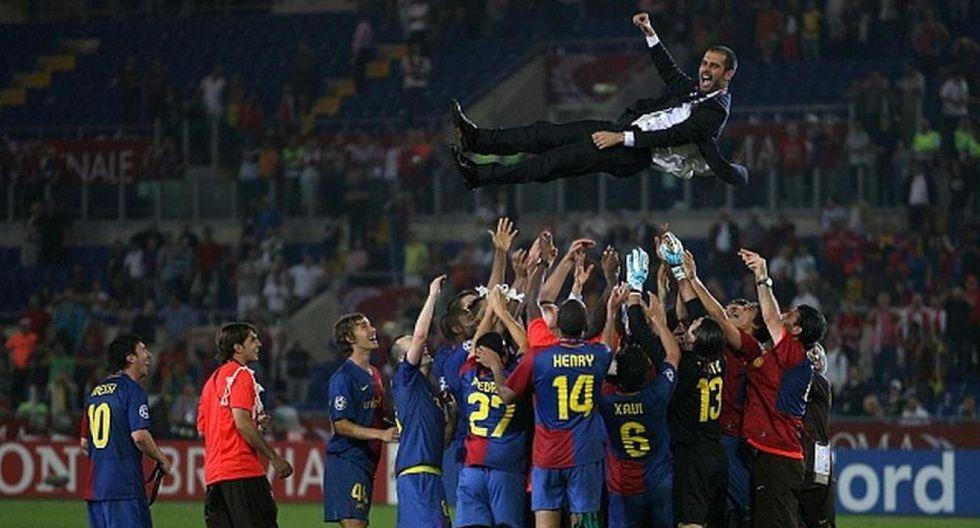 2009 - Champions League (FC Barcelona)