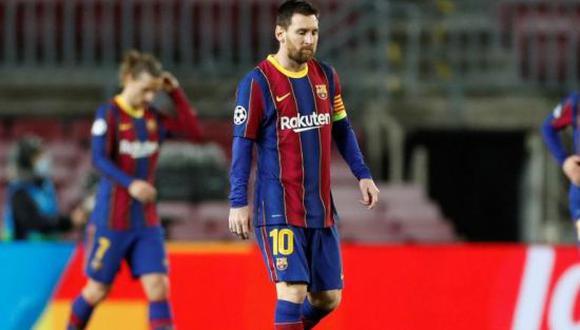 FC Barcelona se coronó como campeón de la Copa del Rey en la temporada 2020-21. (Foto: EFE)