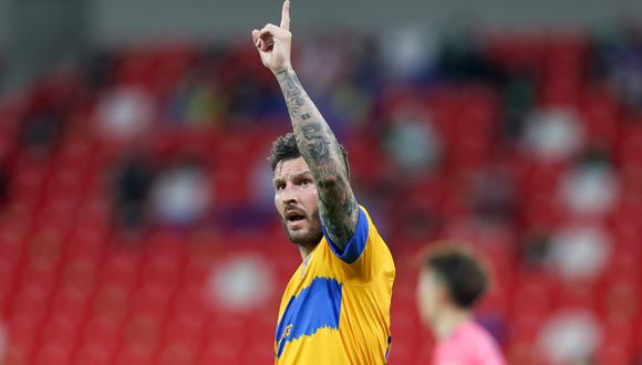 El galo ha dicho que su plan es terminar su carrera con Tigres. (Foto: AFP)