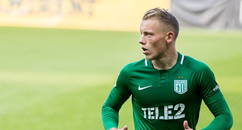 Erik Sorga - Flora Tallinn - 27 goles (27 puntos) (Getty)