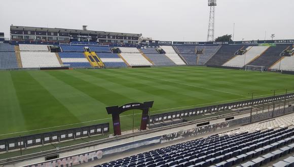 Alianza Lima busca que el TAS lo autorice para seguir en la Liga 1.  (Foto: Alianza Lima)
