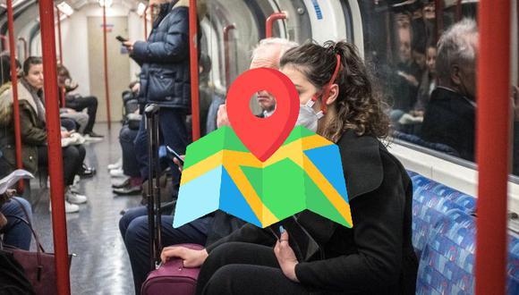 ¿Sabías que ahora hay una herramienta de Google Maps que te avisa que autobús o parada se encuentra aglomerada de personas? (Foto: BBC / Archivo / Mag)